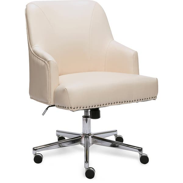 Shop Serta Leighton Home Office Chair On Sale Overstock 18063129