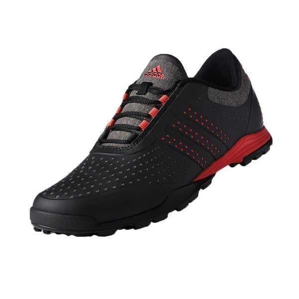 Real Coral/Core Black Golf Shoes DA9136