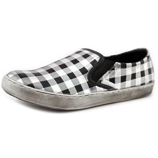 C Label Randy Round Toe Synthetic Loafer