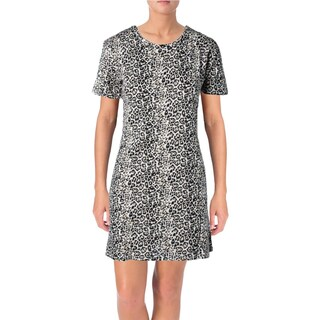 Body Frosting Womens Nightshirt Cotton Animal Print (3 options available)