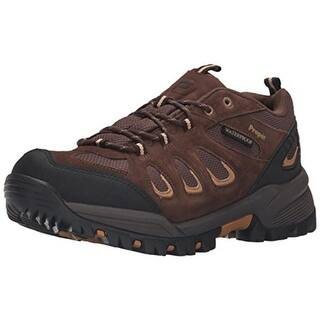 Propet Mens Ridge Walker Low Walking Shoes Leather Waterproof - 11.5 extra wide (e+, ww)|https://ak1.ostkcdn.com/images/products/is/images/direct/65642dd37d0b23106fc965bb14058b6f87d53b2b/Propet-Mens-Ridge-Walker-Low-Walking-Shoes-Leather-Waterproof.jpg?impolicy=medium