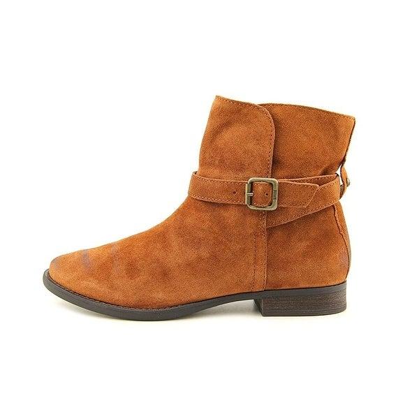Sam Edelman Womens Malone Almond Toe Ankle Fashion Boots - 8