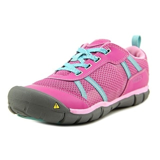 Keen Monica CNX Round Toe Canvas Sneakers