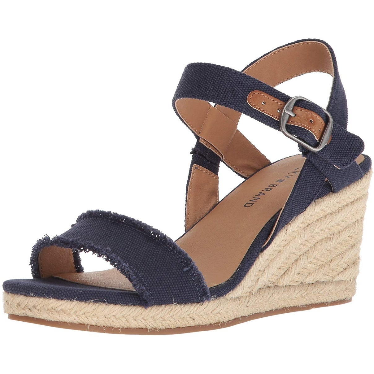 37958570bf Blue Lucky Brand Women's Shoes | Find Great Shoes Deals Shopping at  Overstock