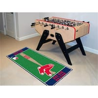 FANMATS 11070 Boston Red Sox Baseball Runner