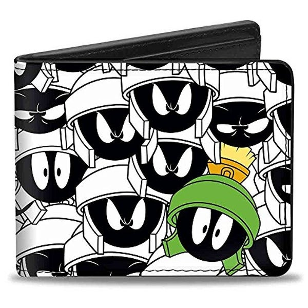Buckle-Down Bifold Wallet Marvin the Martian