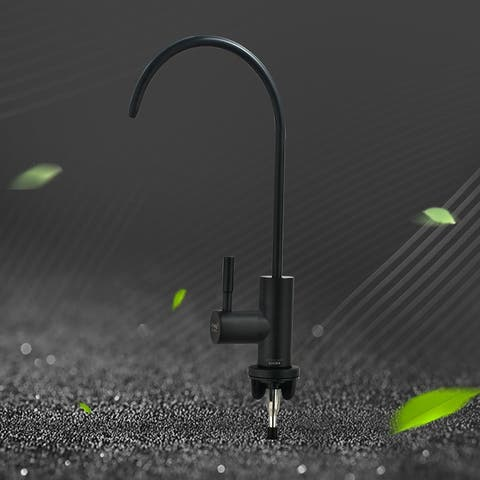 Moda MD-DW-WJLT-005 304 Stainless Steel drink water faucet black