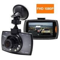 Boytone Dash Cam, with 16GB Micro SD Card Included, Full HD 1080P Monitor Dash Camer