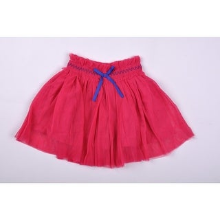 Richie House Little Girls Magenta Purple Accents Tulle Skirt 2-6 (4 options available)