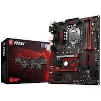 Msi - Components - Z370 Gaming Plus