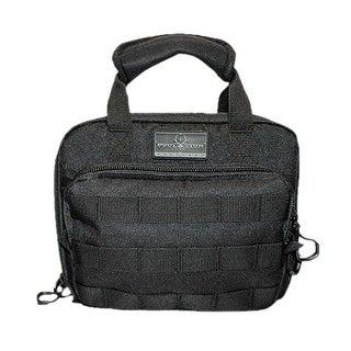 Evolution Design Tactical Single Pistol Soft-Shell Case w/ Front Zip Pocket