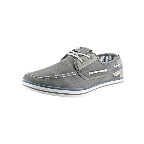 df561a2d2108 Shop Kenneth Cole Reaction Mens Prize Possession Boat Shoes Casual ...