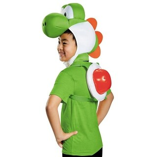 Nintendo Super Mario Bros Yoshi Costume Kit Child