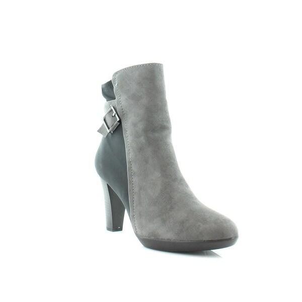Alfani Velvett Women's Boots Steel/Black