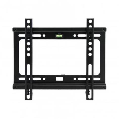 Megamounts GMPF22 Fixed Wall Mount with Bubble Level for 17-42 in. Displays