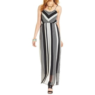 Ruby Rox Womens Juniors Maxi Dress Chiffon Sleeveless - 5