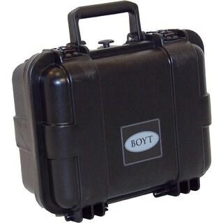 Boyt 40134 boyt h11 11 single handgun hard casey egg crate foam blk