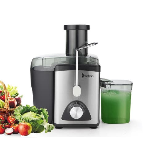 ZOKOP Compact Electric Juicer with 0.16 Gal Juice Cup