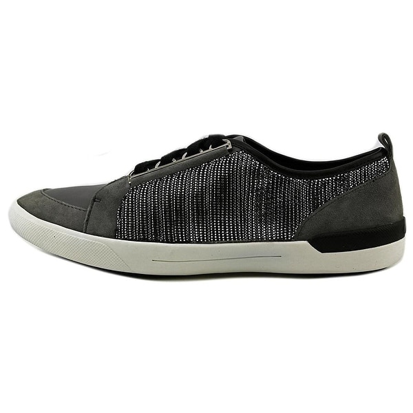 Calvin Klein Womens Tanita Low Top Lace Up Fashion Sneakers