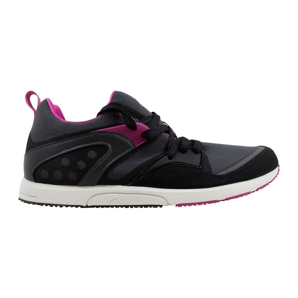 9a1847e4bd Shop Puma Blaze Of Glory LTWT Dark Shadow Black Men s 352952 03 Size ...