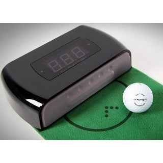Puttist Plus Smart Golf Putter Putting Game Trainer Digital Black