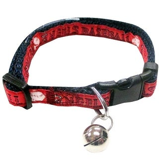 MLB Los Angeles Angels Cat Collar