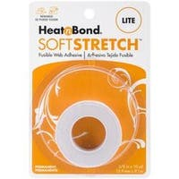 "5/8""X10yd - Heat'n Bond Lite Soft Stretch Iron-On Adhesive"