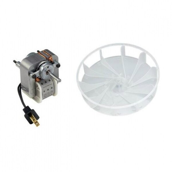 Shop Broan BP28 Replacement Bath Fan Motor & Blower Wheel ...