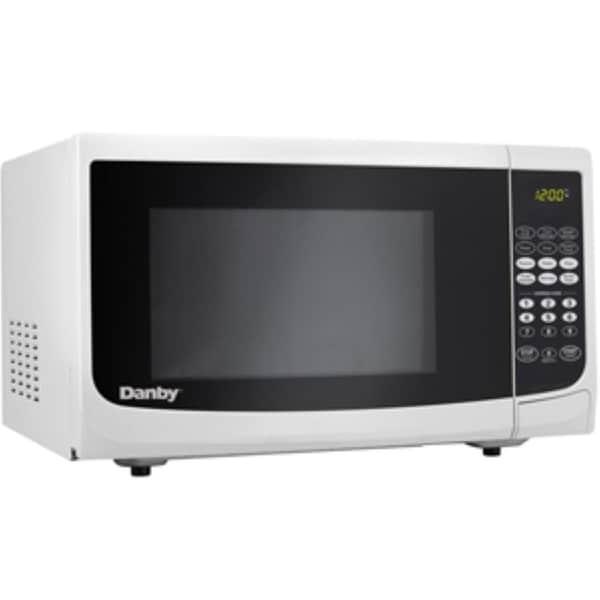 Danby DMW7700WDB 700 Watt White Microwave