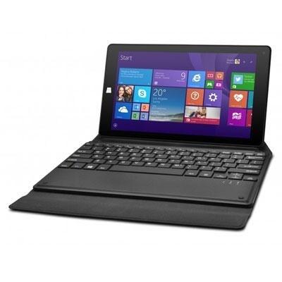 "Ematic Ewt935dk Hd 8.95"" Intel Quad-Core 32Gb Tablet With Windows 10"