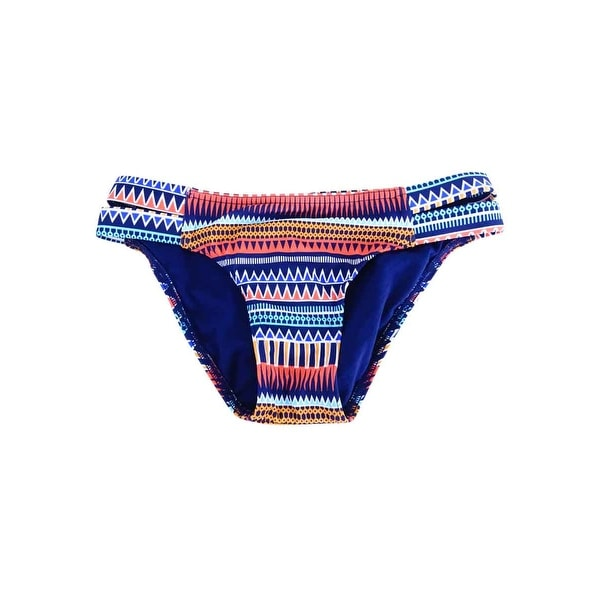5bb1da477fb Shop Jag Women's Printed Strappy Hipster Bikini - Multi - XS - On Sale - Free  Shipping On Orders Over $45 - Overstock - 21255766
