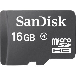Microsdhc 16Gb Memory Card