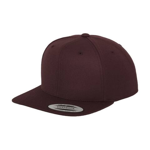 Yupoong Mens The Classic Premium Snapback Cap - One Size