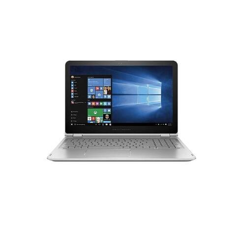 HP x360 Convertible 15-aq193ms 15.6-in Refurb Intel i7 1.80 GHz 12GB 128GB SSD +1TB Win 10 Home - Webcam, Touchscreen