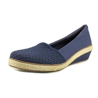 Grasshoppers Petunia W Round Toe Canvas Loafer