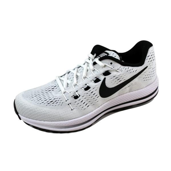 2205c78c147 ... Men s Athletic Shoes. Nike Air Zoom Vomero 12 White Black-Pure Platinum  863762-100 Men