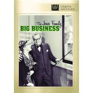 Big Business DVD Movie 1937