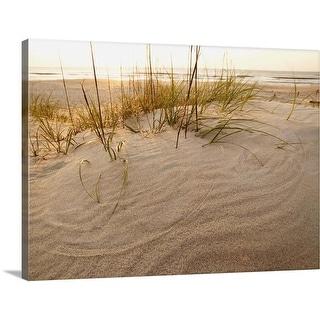 """""""Beach"""" Canvas Wall Art"""