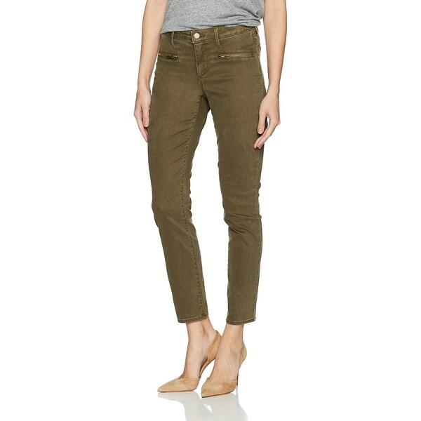 NYDJ Women's 2X25 Khakis Chinos Stretch Skinny Pants