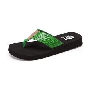 Yellow Box Women's Sammi Flip Flop Sandals