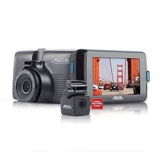 Magellan Mv0480sgxxx Mivue 480D Dash Cam With Gps Time Stamps