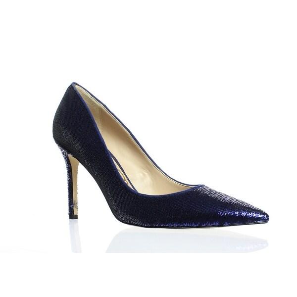 1c588b1e9 Shop Sam Edelman Womens Hazel Blue Pumps Size 9.5 - Free Shipping On ...