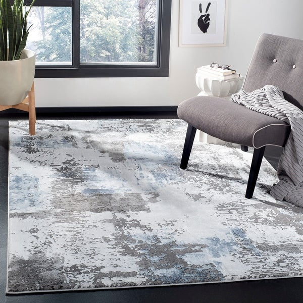 Safavieh Craft Ermina Modern and Contemporary Abstract Rug. Opens flyout.