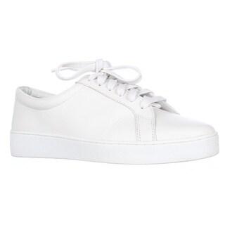 MICHAEL Michael Kors Valin Runway Casual Sneakers - Optic White