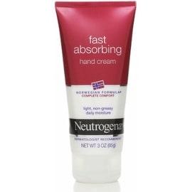Neutrogena Norwegian Formula Fast Absorbing Hand Cream 3 oz
