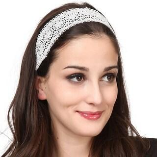 Mad Style White Boeheim Headband