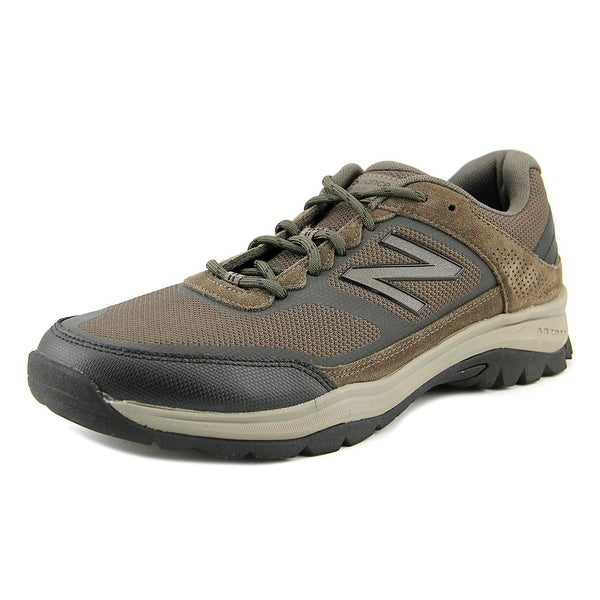 6a3ef8d290bda Shop New Balance MW669 Men Round Toe Synthetic Brown Hiking Shoe ...