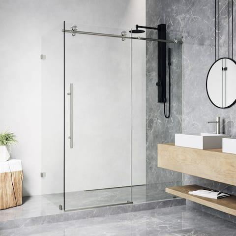 VIGO Elan E-class Frameless Shower Enclosure
