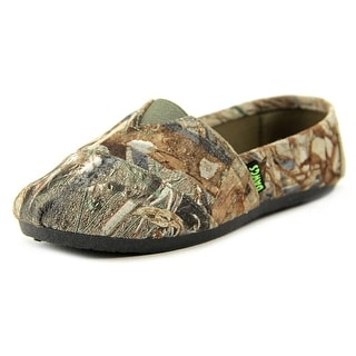 Dawgs Kaymann Round Toe Synthetic Loafer