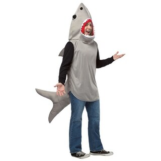 Kids Sand Shark Child Halloween Animal Costume - 3t-4t